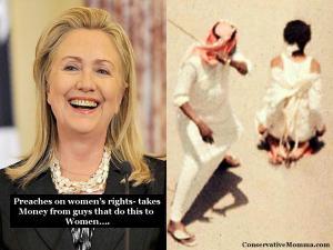 Hillary Hypocrisy 2