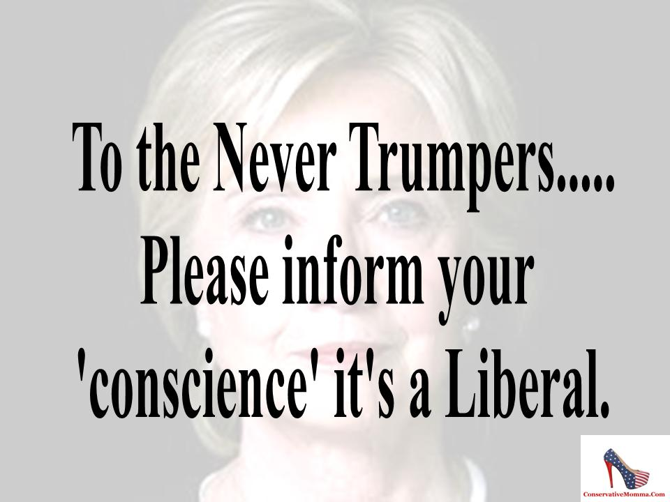 Never Trumpers